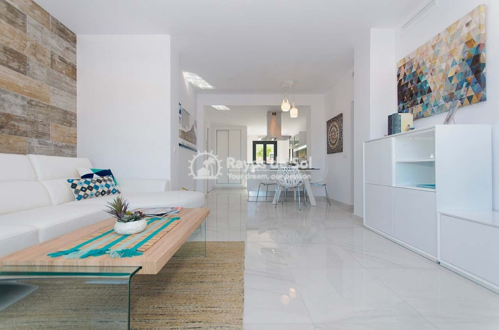 Ground Floor Apartment  in Polop, Costa Blanca (dbenitopolop-gf3d) - 6