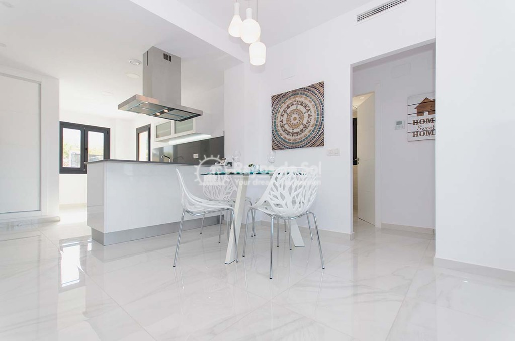 Ground Floor Apartment  in Polop, Costa Blanca (dbenitopolop-gf3d) - 8