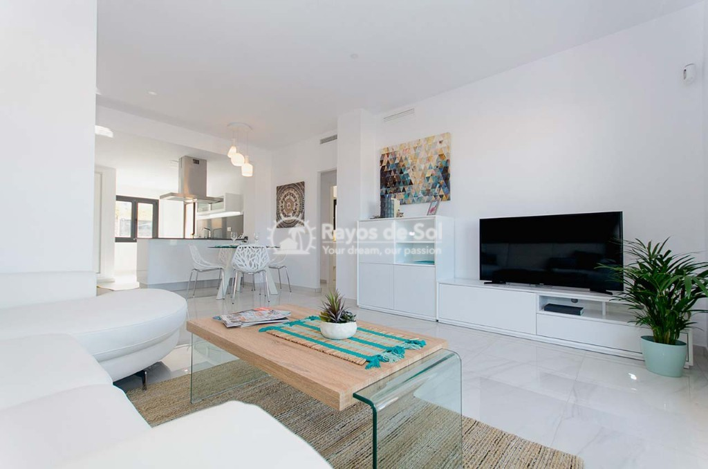 Ground Floor Apartment  in Polop, Costa Blanca (dbenitopolop-gf3d) - 7