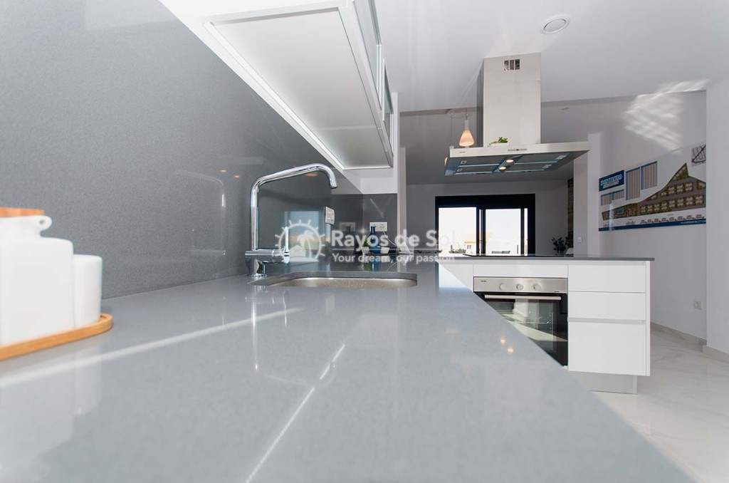 Ground Floor Apartment  in Polop, Costa Blanca (dbenitopolop-gf3d) - 14