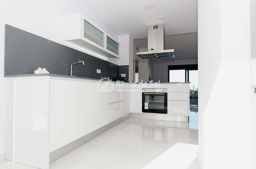 Ground Floor Apartment  in Polop, Costa Blanca (dbenitopolop-gf3d) - 11