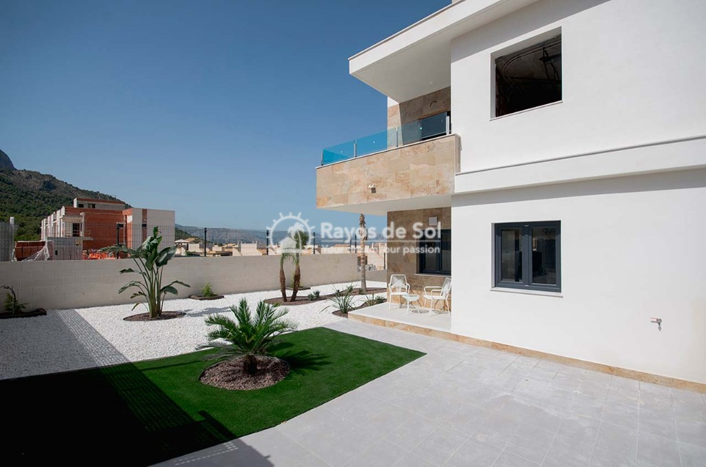Ground Floor Apartment  in Polop, Costa Blanca (dbenitopolop-gf3d) - 25