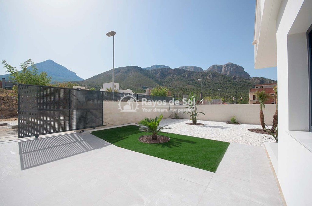 Ground Floor Apartment  in Polop, Costa Blanca (dbenitopolop-gf3d) - 28