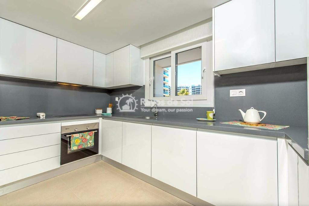 Apartment  in Punta Prima, Orihuela Costa, Costa Blanca (panoramam-gf-3d) - 8