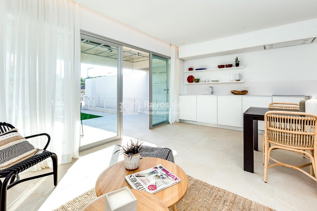 Ground Floor Apartment  in Torrevieja, Costa Blanca (mirasal-gf-2d) - 8