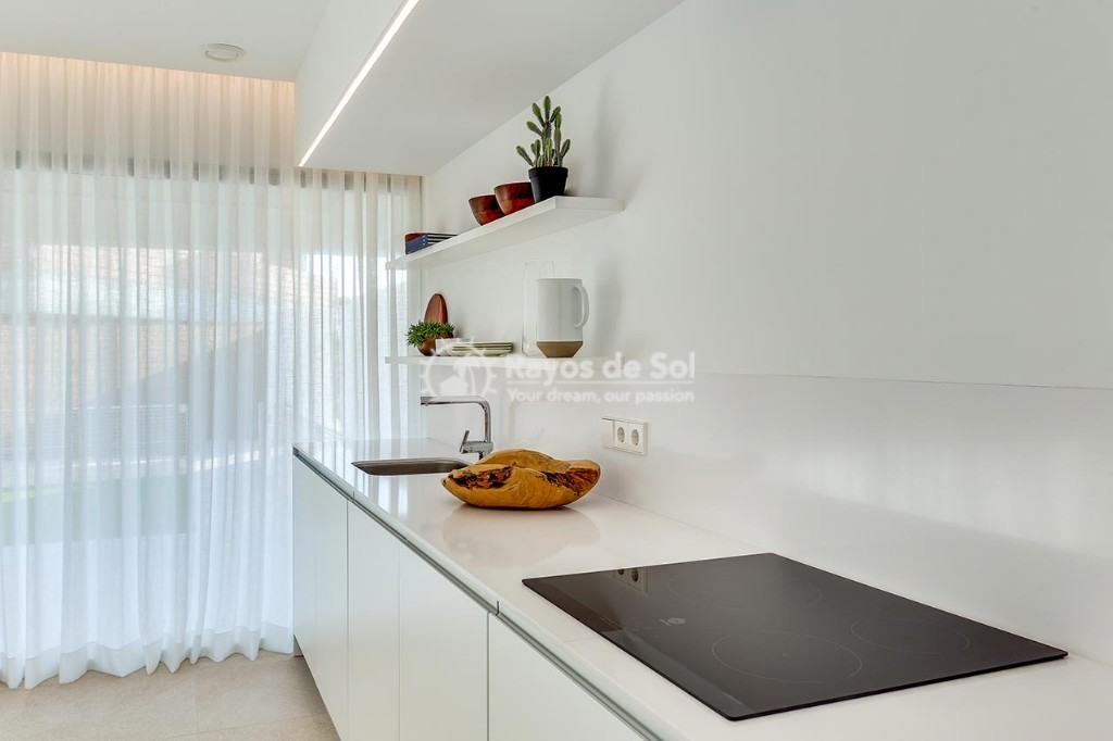 Ground Floor Apartment  in Torrevieja, Costa Blanca (mirasal-gf-2d) - 14