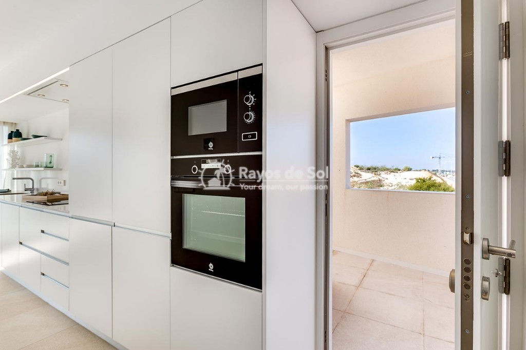 Ground Floor Apartment  in Torrevieja, Costa Blanca (mirasal-tf-3d) - 16