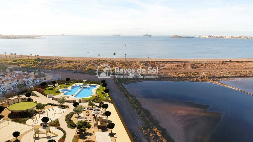 Apartment  in Playa Honda, La Manga del Mar Menor, Costa Cálida (flamencos-2d) - 4
