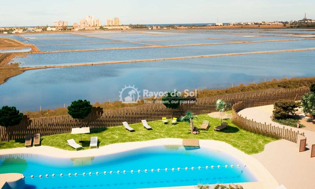Apartment  in Playa Honda, La Manga del Mar Menor, Costa Cálida (flamencos-2d) - 21
