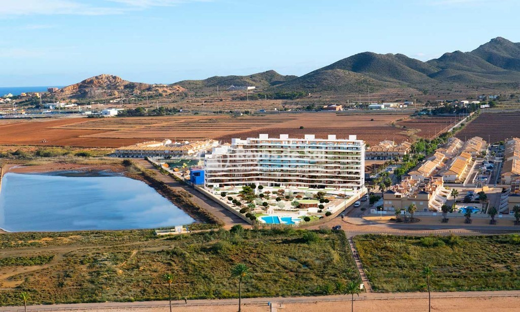 Apartment  in Playa Honda, La Manga del Mar Menor, Costa Cálida (flamencos-2d) - 24