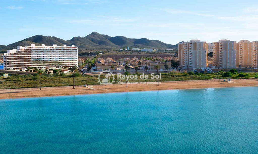 Apartment  in Playa Honda, La Manga del Mar Menor, Costa Cálida (flamencos-2d) - 25