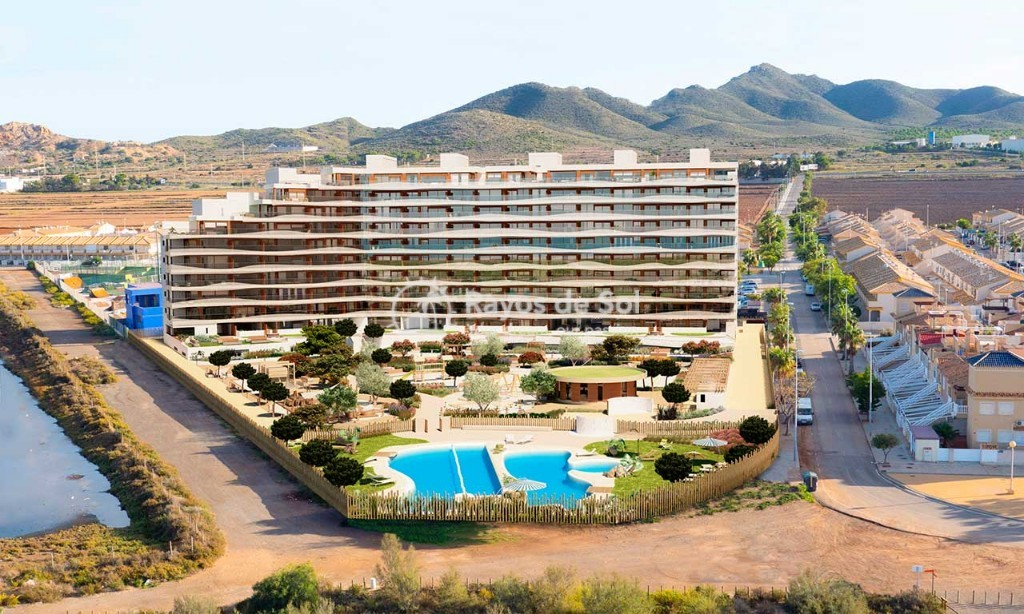 Apartment  in Playa Honda, La Manga del Mar Menor, Costa Cálida (flamencos-2d) - 27
