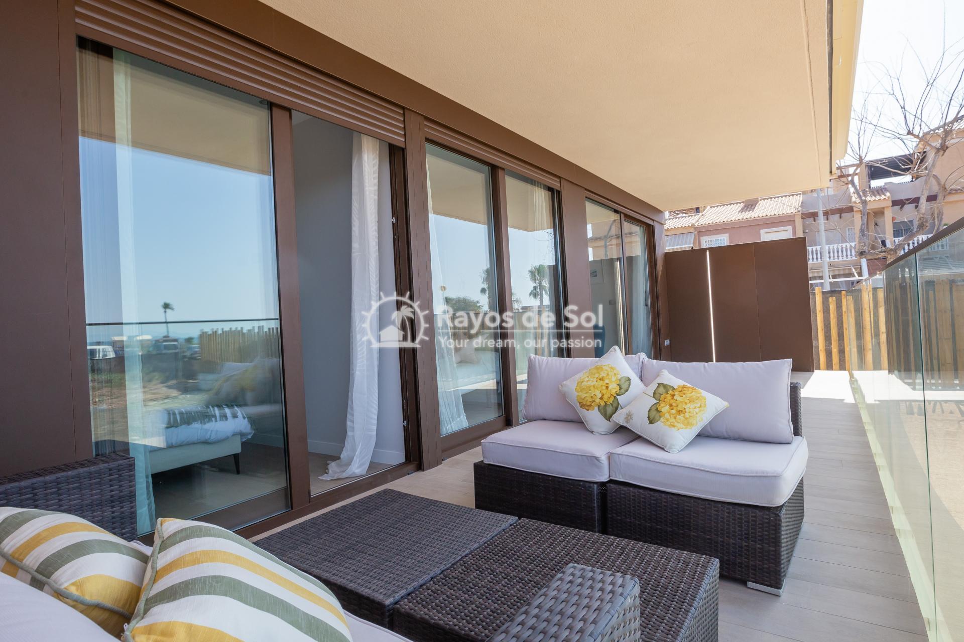 Apartment  in Playa Honda, La Manga del Mar Menor, Costa Cálida (flamencos-2d) - 3