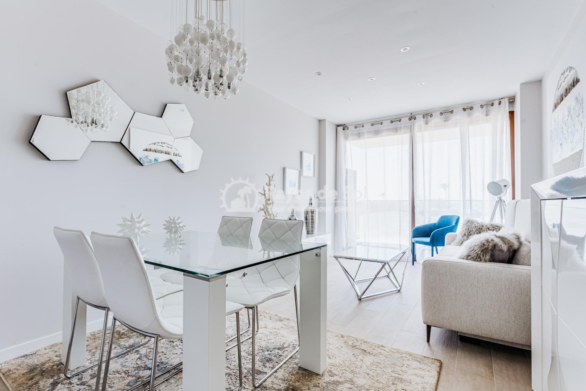 Apartment  in Playa Honda, La Manga del Mar Menor, Costa Cálida (flamencos-3d) - 4
