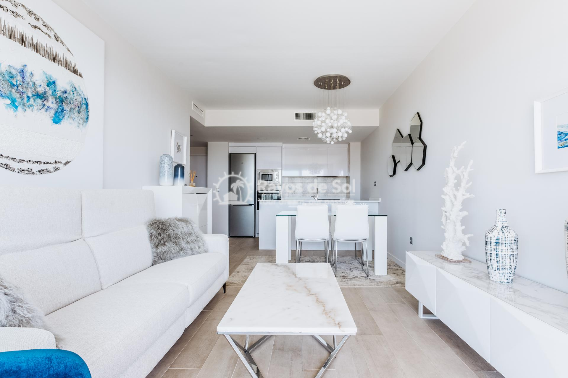 Apartment  in Playa Honda, La Manga del Mar Menor, Costa Cálida (flamencos-3d) - 3