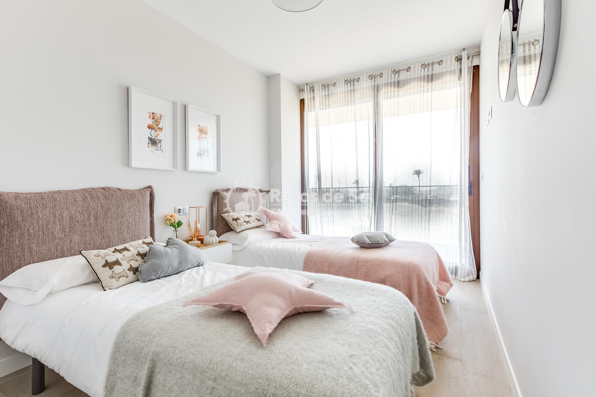 Apartment  in Playa Honda, La Manga del Mar Menor, Costa Cálida (flamencos-3d) - 10