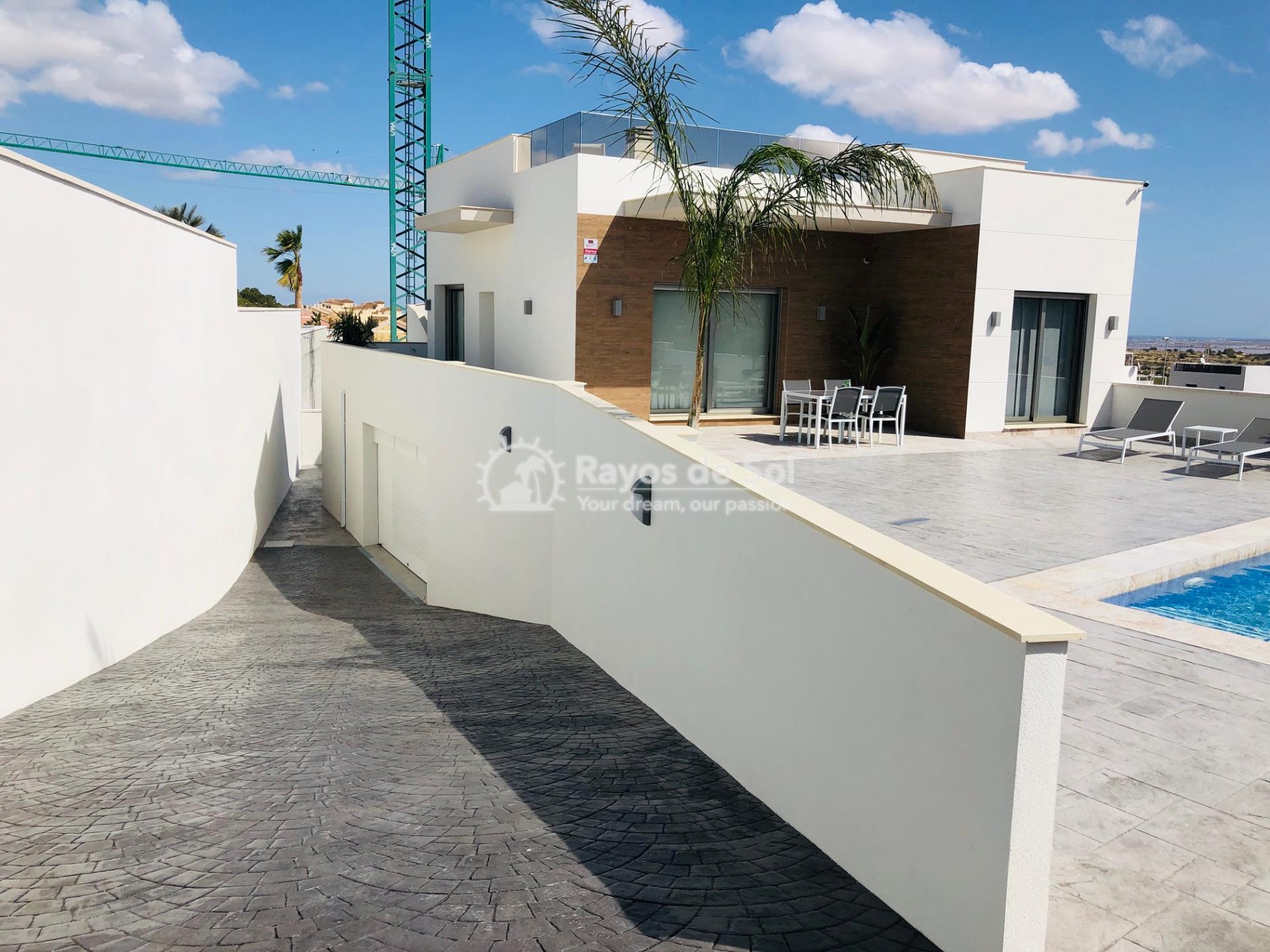 Villa  in San Miguel de las Salinas, Costa Blanca (marina4-sofia) - 32