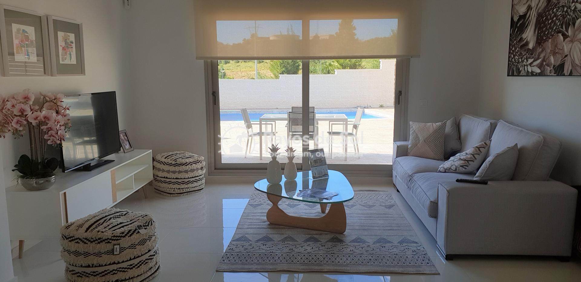 Villa  in San Miguel de las Salinas, Costa Blanca (marina4-sofia) - 2