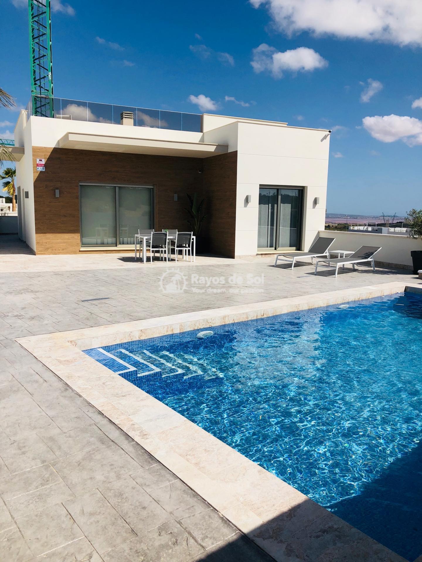 Villa  in San Miguel de las Salinas, Costa Blanca (marina4-sofia) - 1