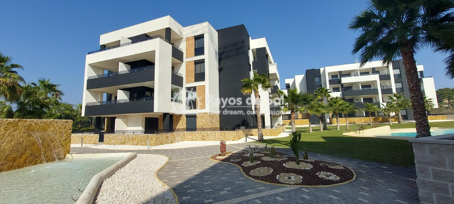 Apartment  in Orihuela Costa, Costa Blanca (amanecer6-2d) - 1