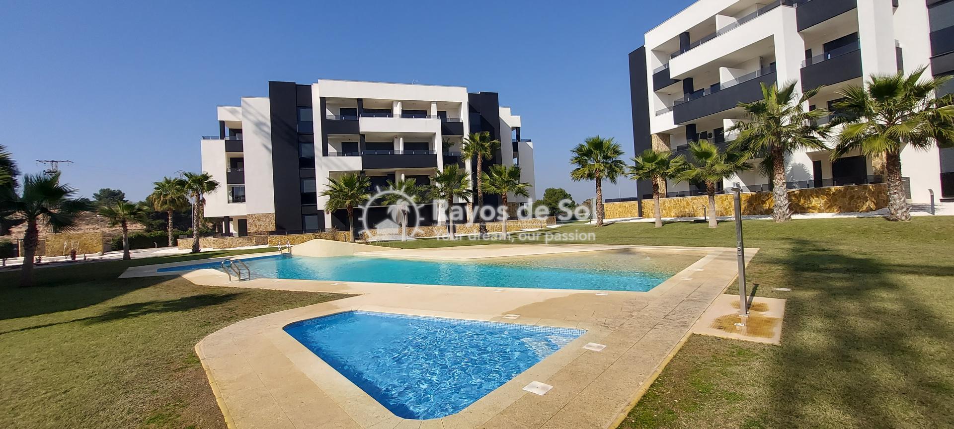 Apartment  in Orihuela Costa, Costa Blanca (amanecer6-3d) - 1
