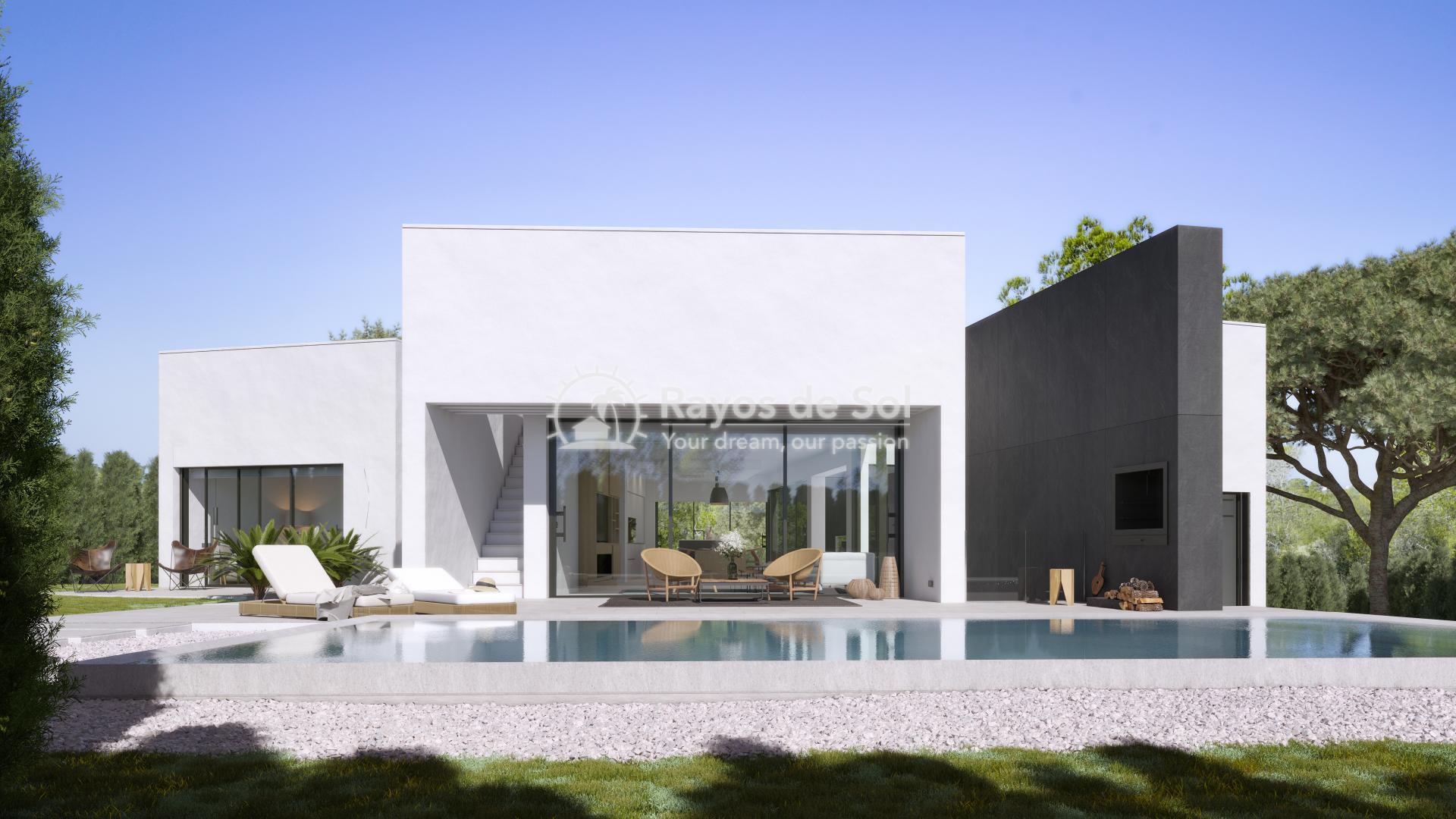 Villa  in Las Colinas, Orihuela Costa, Costa Blanca (Madrono 13) - 2