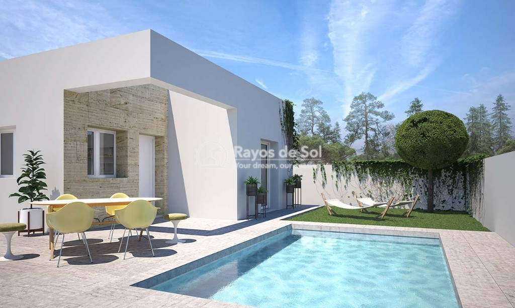 Villa  in Ciudad Quesada, Costa Blanca (cqg-moon) - 1