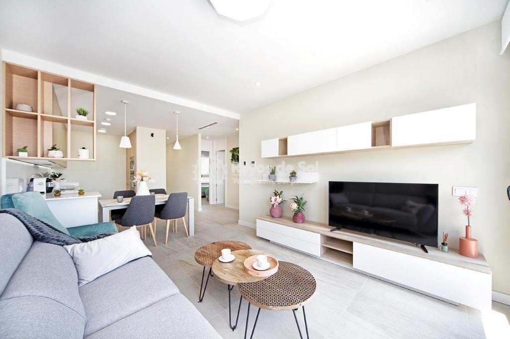 Apartment  in Finestrat, Costa Blanca (medviews2) - 1