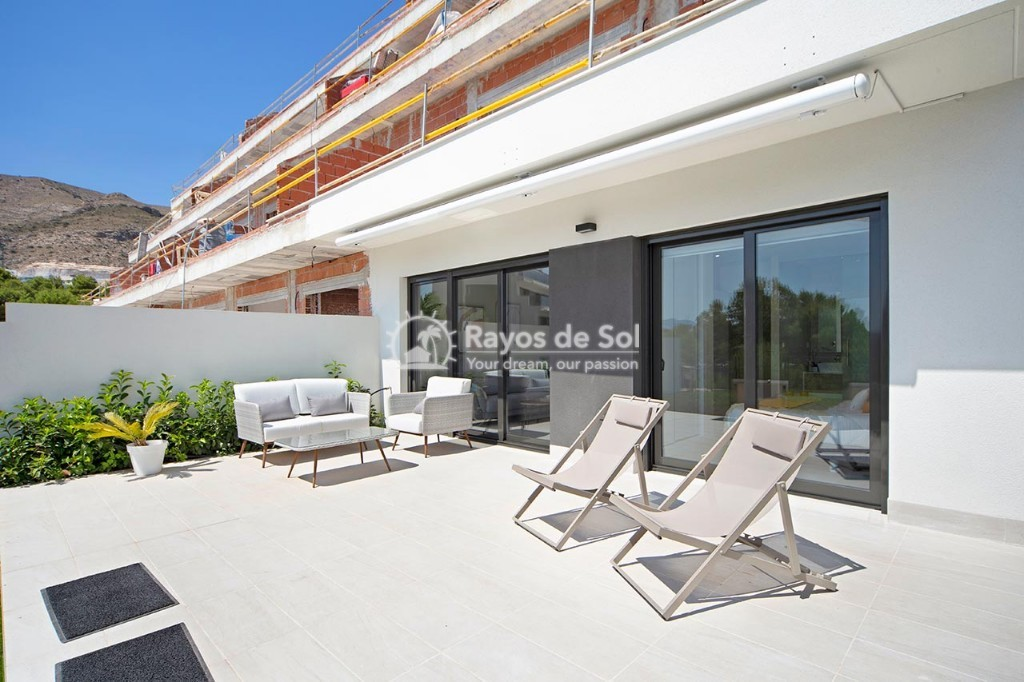 Apartment  in Finestrat, Costa Blanca (medviews2) - 39