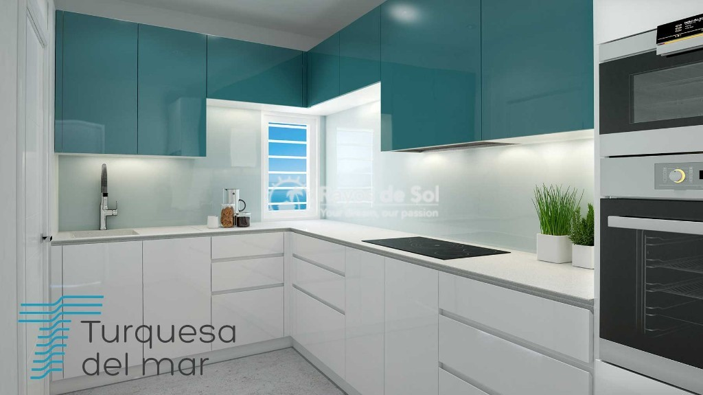 Apartment  in Playa Flamenca, Orihuela Costa, Costa Blanca (turquesadm-3d) - 3