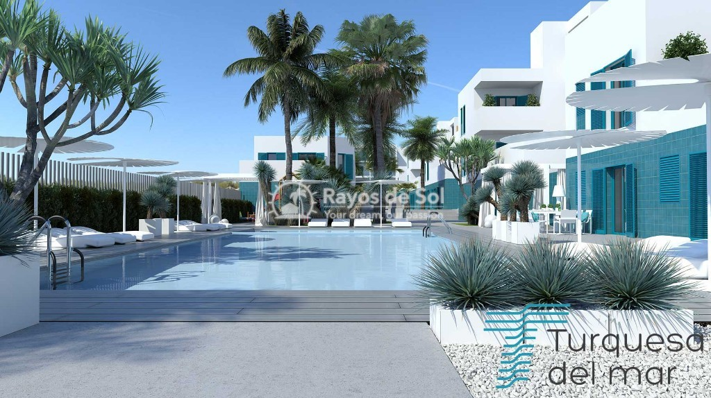 Apartment  in Playa Flamenca, Orihuela Costa, Costa Blanca (turquesadm-3d) - 6