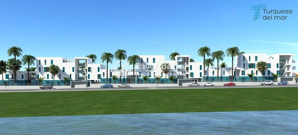 Apartment  in Playa Flamenca, Orihuela Costa, Costa Blanca (turquesadm-gf-1d) - 1