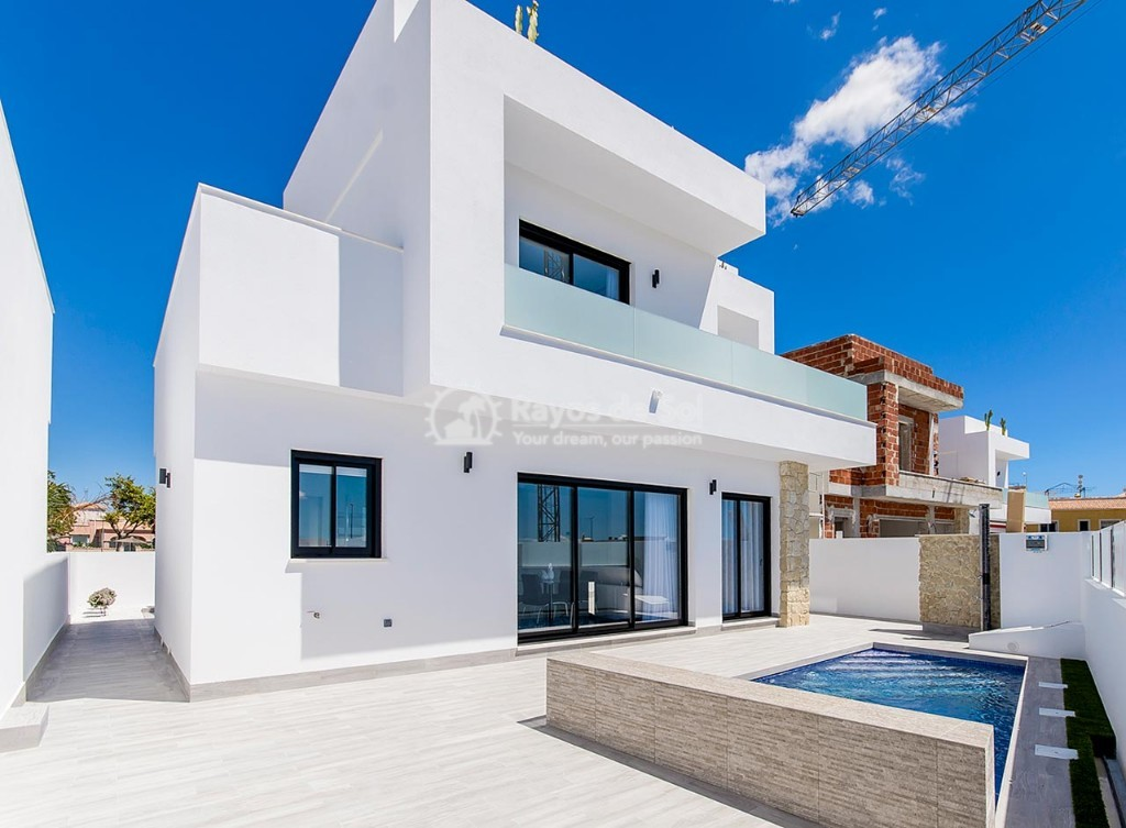 Villa  in Los Montesinos, Costa Blanca (lomal) - 1