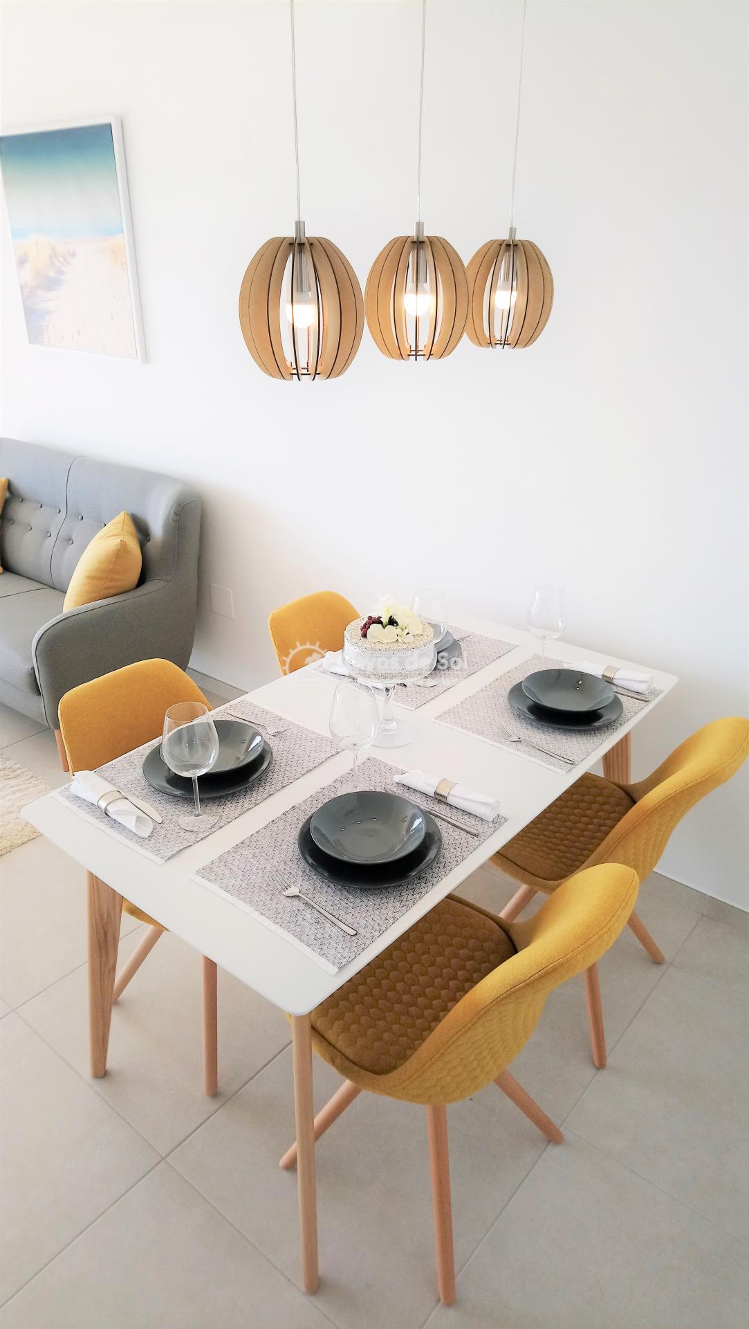 Apartment  in Los Dolses, Orihuela Costa, Costa Blanca (vgardens2-2d) - 4