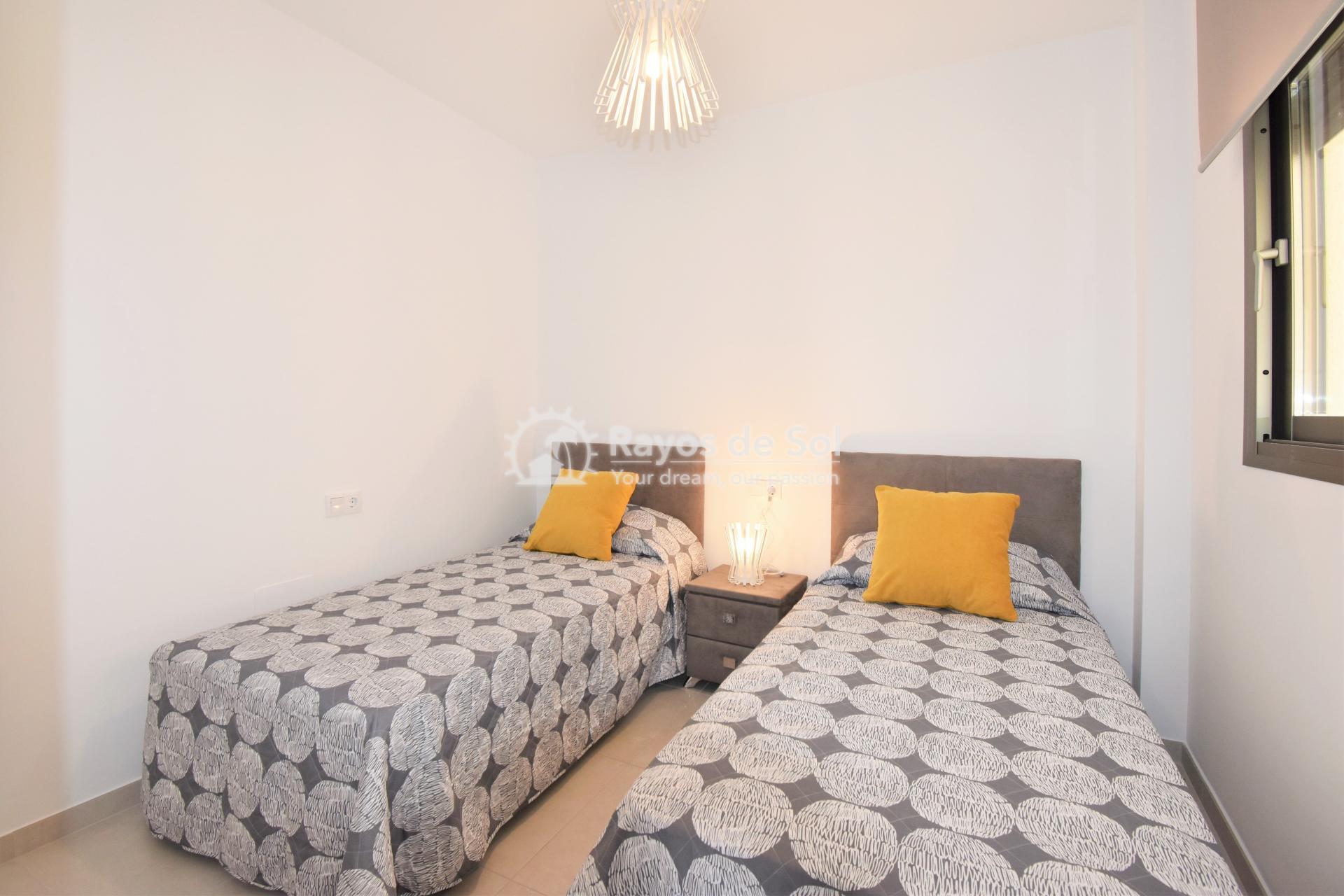Apartment  in Los Dolses, Orihuela Costa, Costa Blanca (vgardens2-2d) - 11