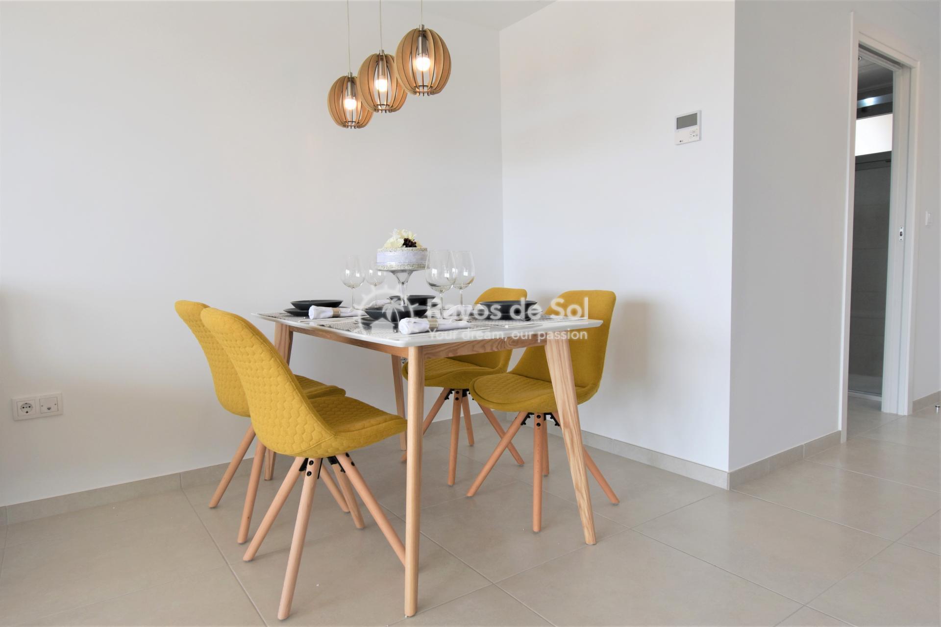 Apartment  in Los Dolses, Orihuela Costa, Costa Blanca (vgardens2-2d) - 3