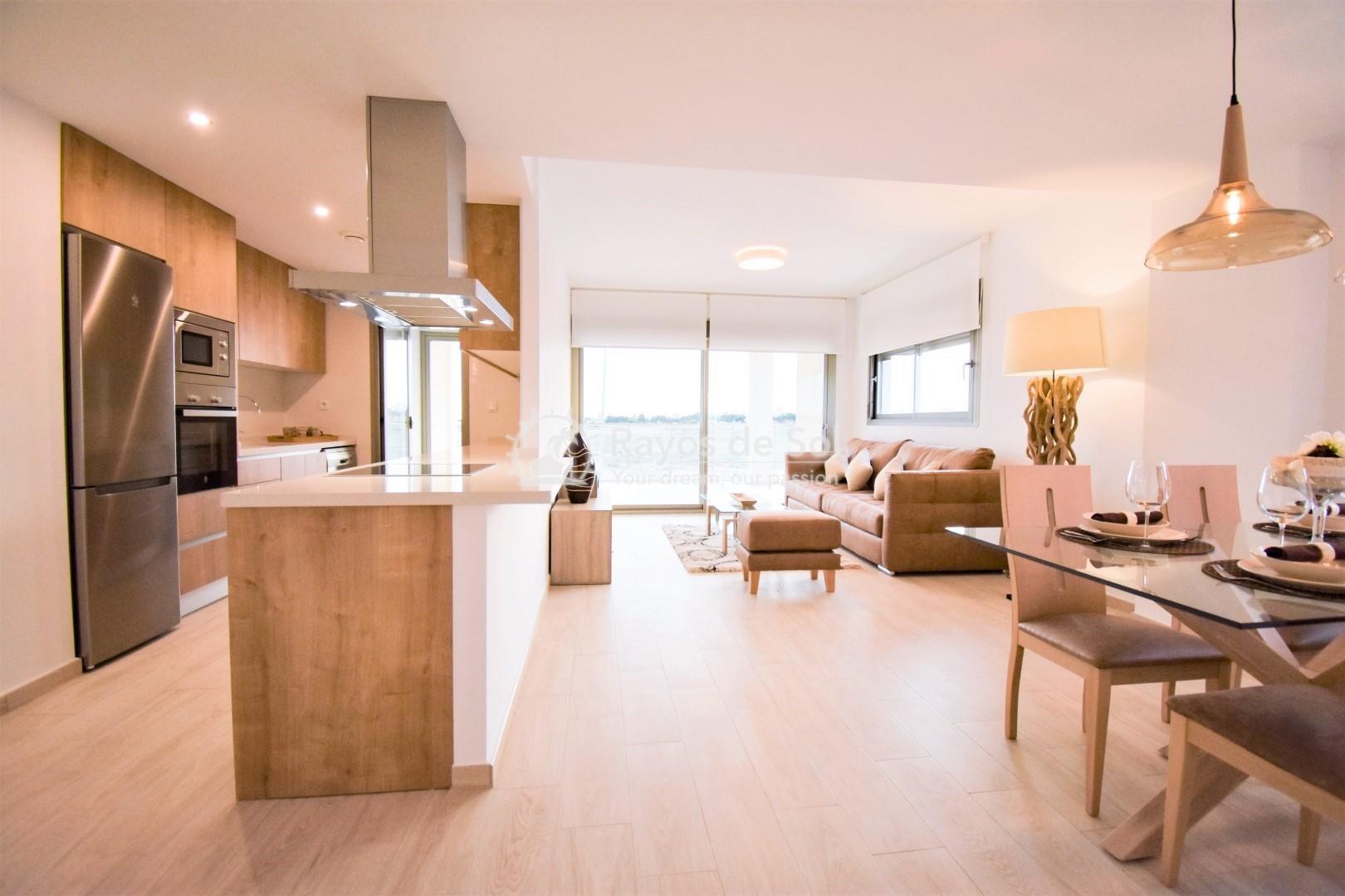 Apartment  in Los Dolses, Orihuela Costa, Costa Blanca (vgardens2-3d) - 4