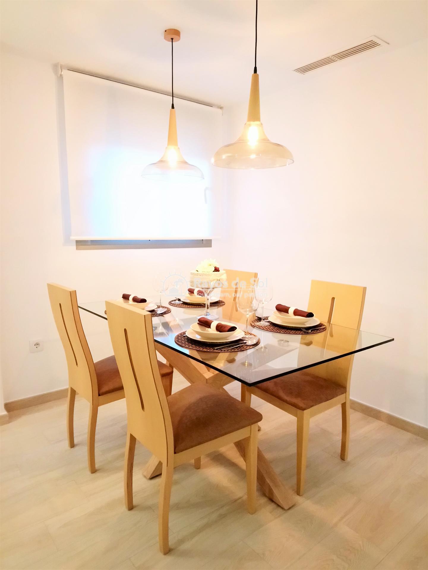 Apartment  in Los Dolses, Orihuela Costa, Costa Blanca (vgardens2-3d) - 8