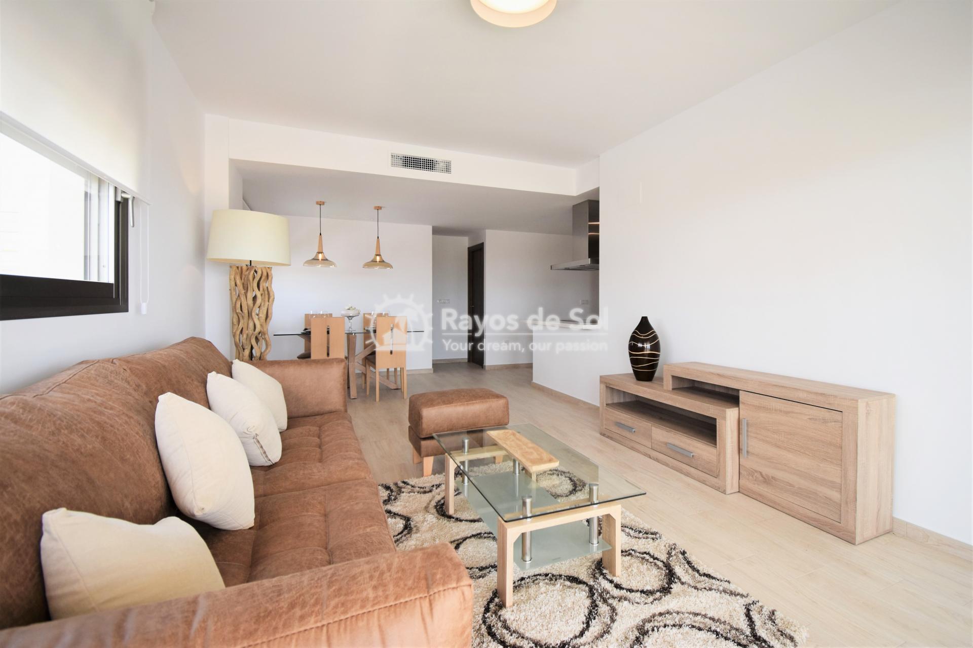 Apartment  in Los Dolses, Orihuela Costa, Costa Blanca (vgardens2-3d) - 5