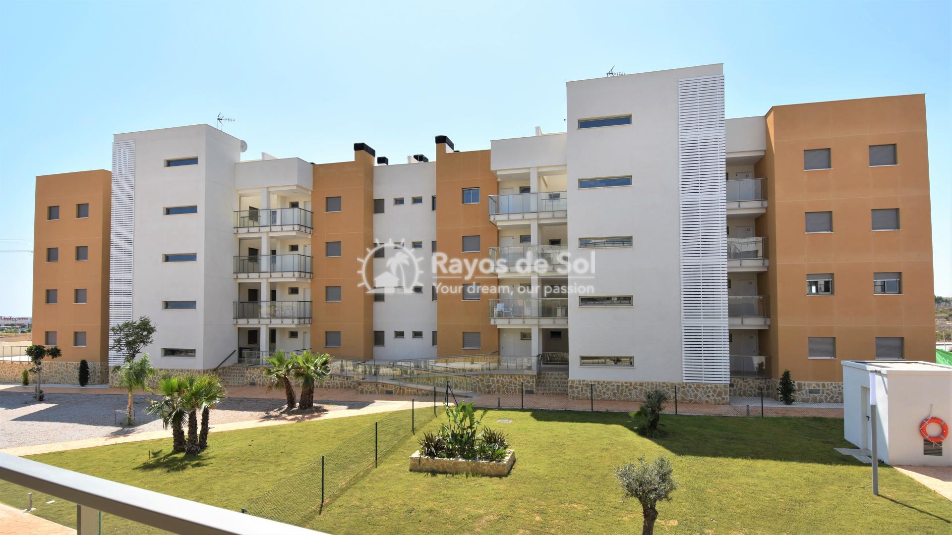 Apartment  in Los Dolses, Orihuela Costa, Costa Blanca (vgardens2-3d) - 3