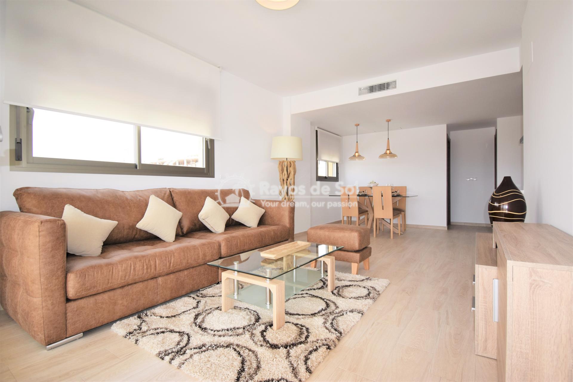 Apartment  in Los Dolses, Orihuela Costa, Costa Blanca (vgardens2-3d) - 6