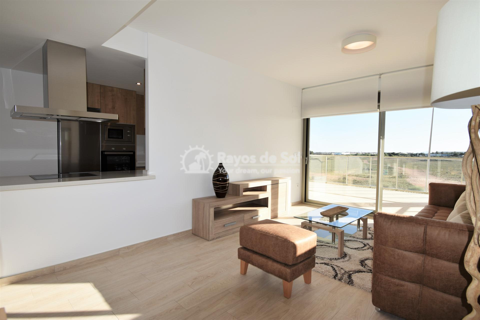 Apartment  in Los Dolses, Orihuela Costa, Costa Blanca (vgardens2-3d) - 7