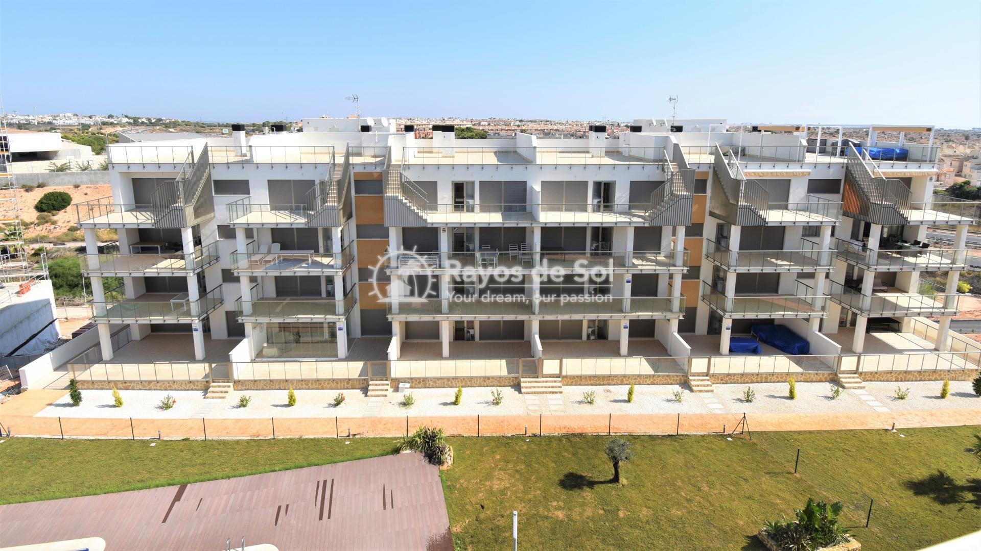 Apartment  in Los Dolses, Orihuela Costa, Costa Blanca (vgardens2-3d) - 1
