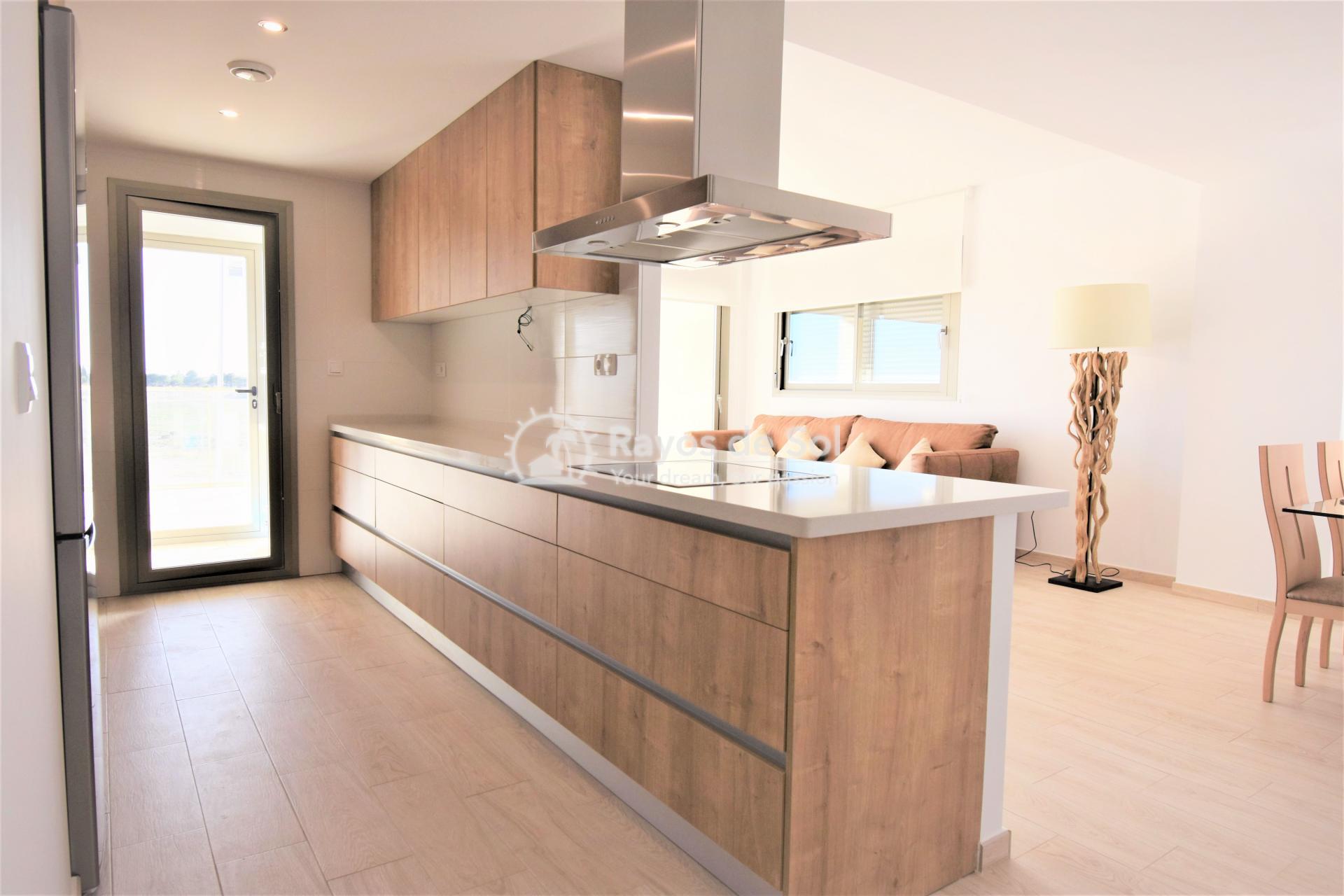 Apartment  in Los Dolses, Orihuela Costa, Costa Blanca (vgardens2-3d) - 10