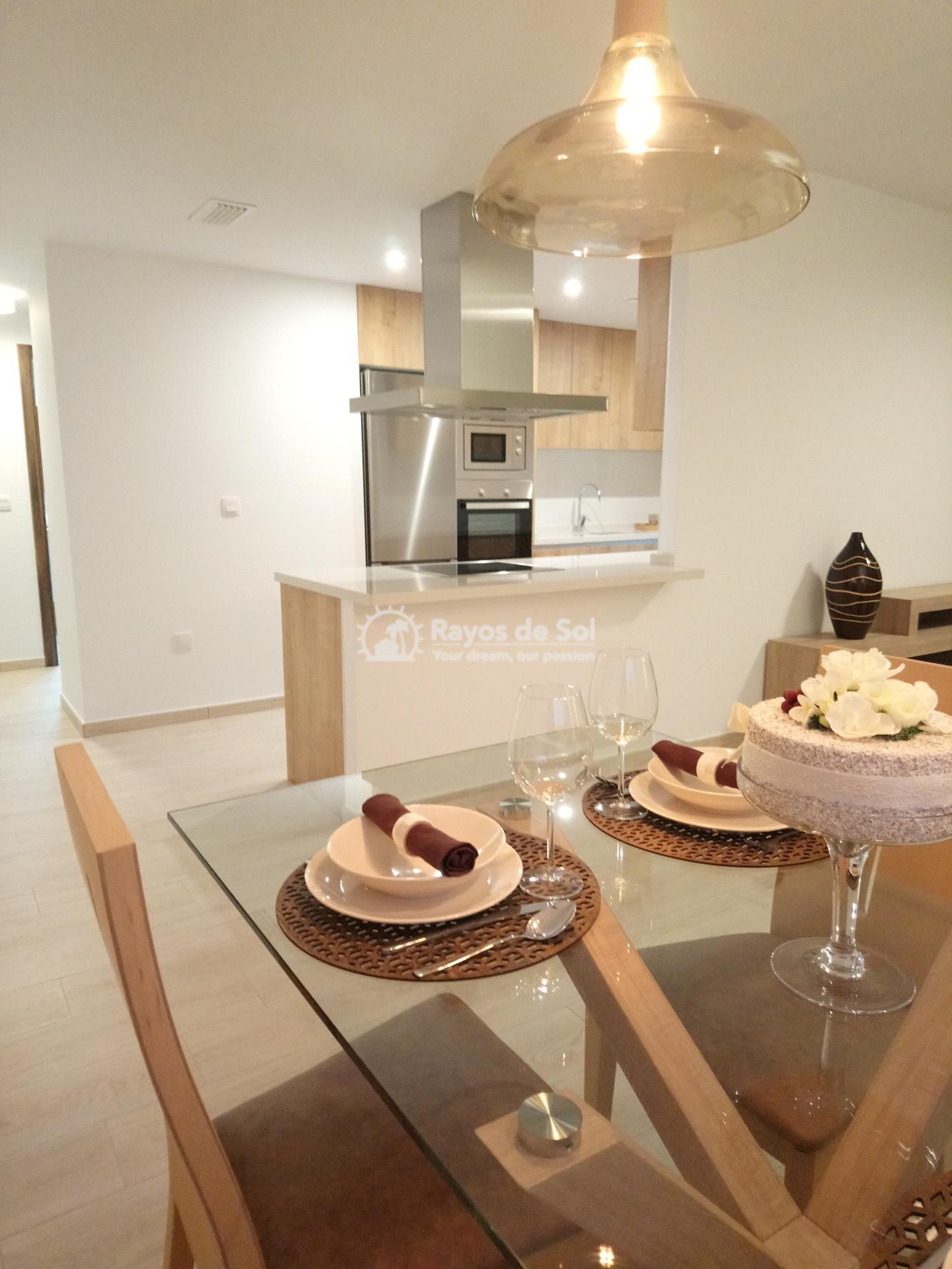 Apartment  in Los Dolses, Orihuela Costa, Costa Blanca (vgardens2-3d) - 9