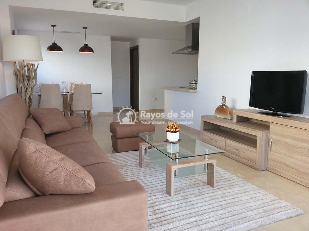 Apartment  in Villamartin, Orihuela Costa, Costa Blanca (vgardens2-gf-3d) - 2