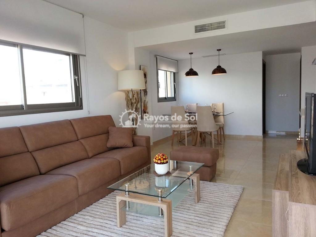 Apartment  in Villamartin, Orihuela Costa, Costa Blanca (vgardens2-gf-3d) - 3