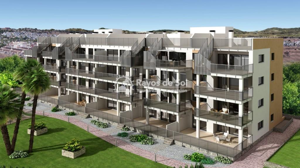 Apartment  in Villamartin, Orihuela Costa, Costa Blanca (vgardens2-gf-3d) - 9