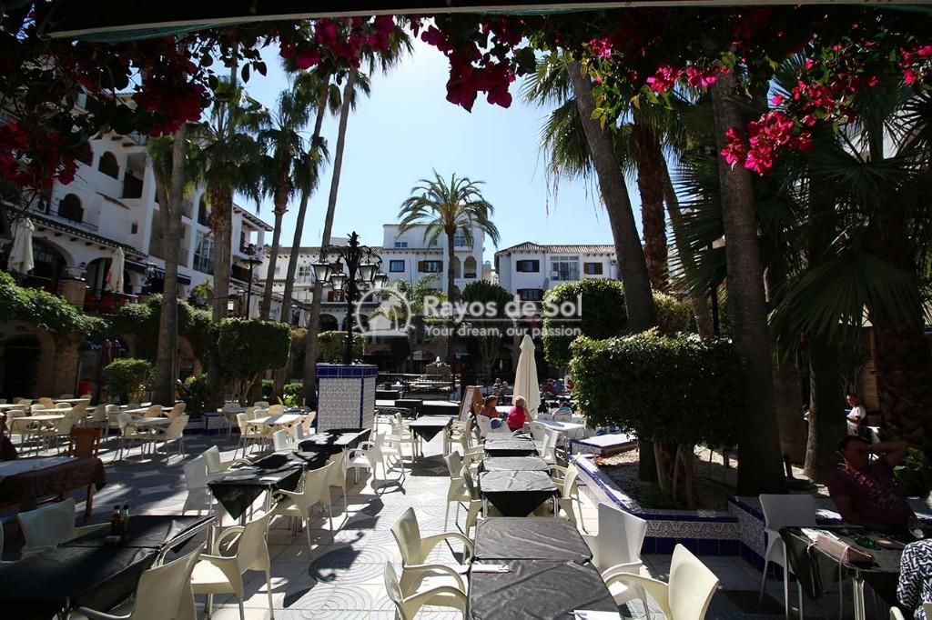 Apartment  in Villamartin, Orihuela Costa, Costa Blanca (vgardens2-gf-3d) - 16