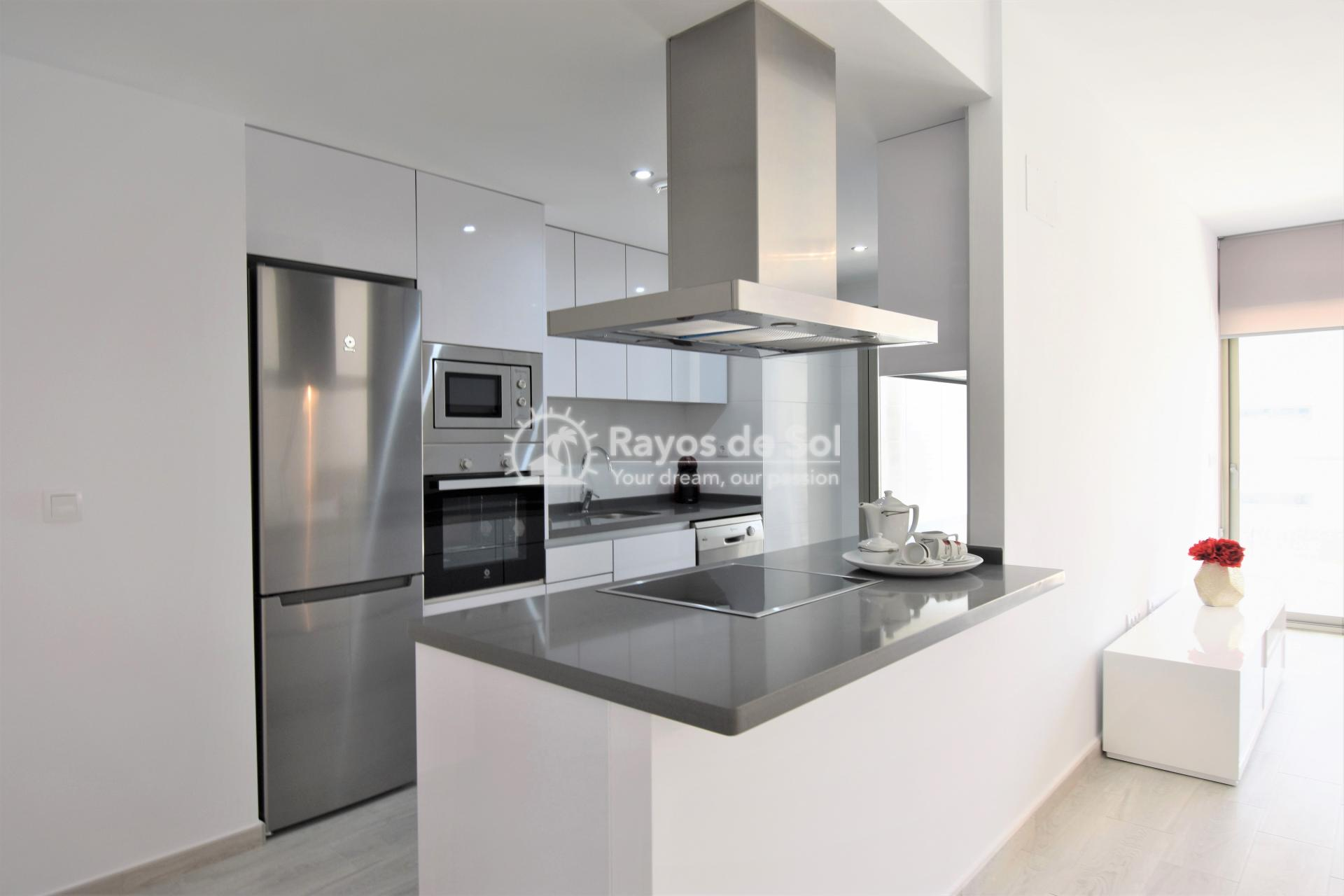 Apartment  in Los Dolses, Orihuela Costa, Costa Blanca (vgardens2-ph-3d) - 7